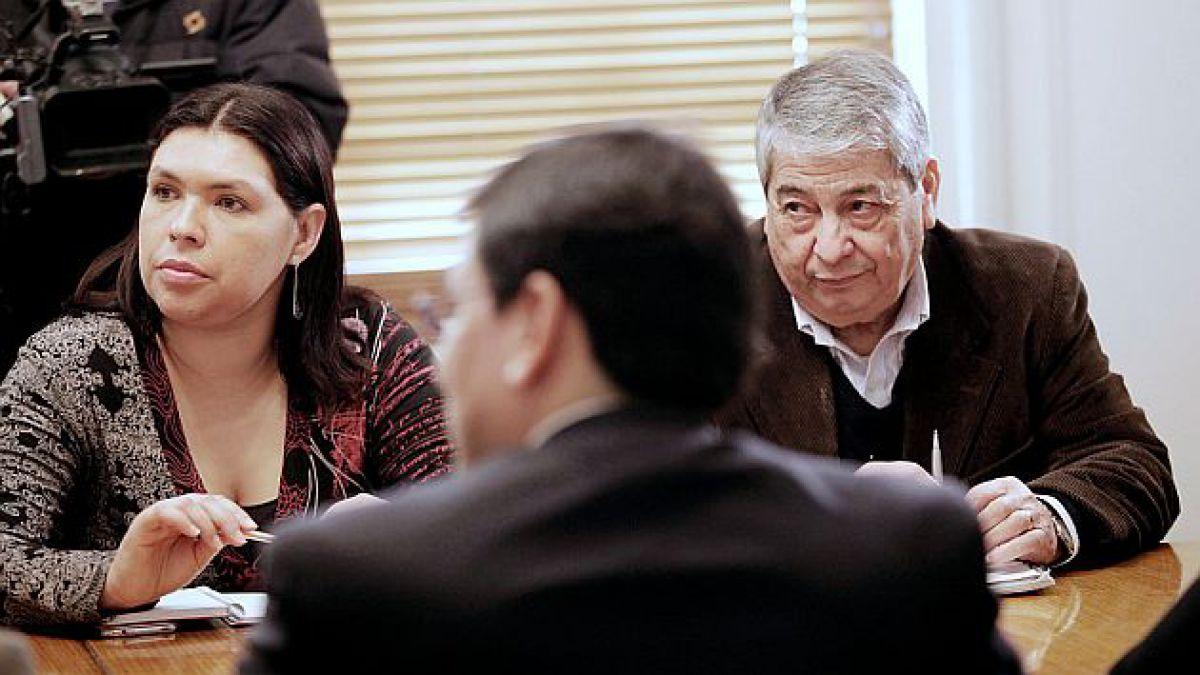 CUT y reforma laboral: No fueron los empresarios los que llamaron a votar por Bachelet, fue la CUT
