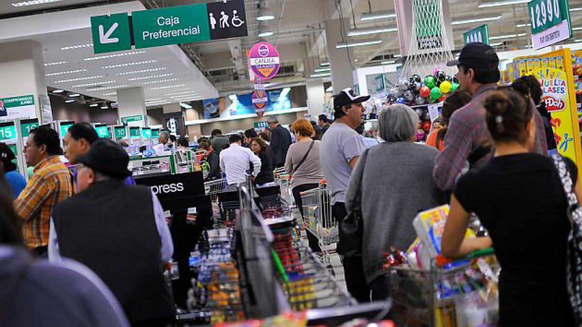 Los efectos de la desaceleración: Comercio dice que ya se ven cambios en hábitos de consumo