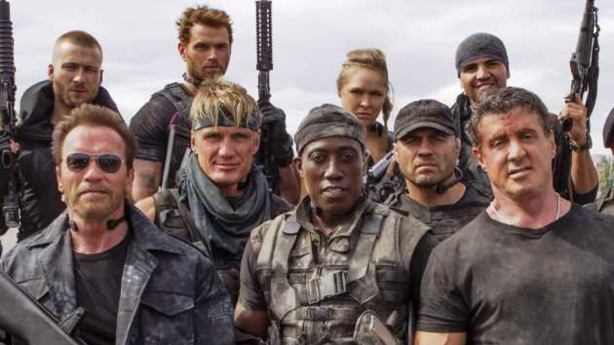 Realizadores de Expendables 3 están furiosos por filtración de la película