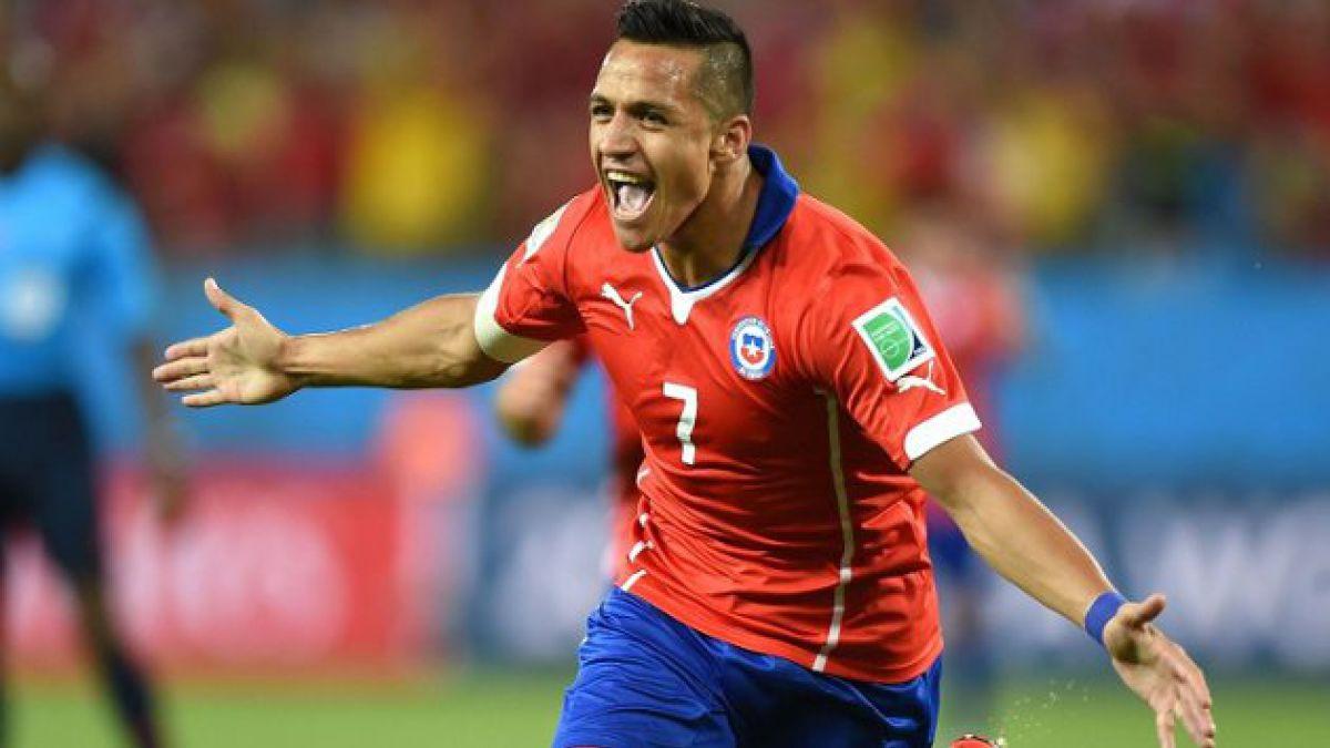 Así se vivió el partido en Twitter: Más de 32 mil menciones tuvo el debut de Chile