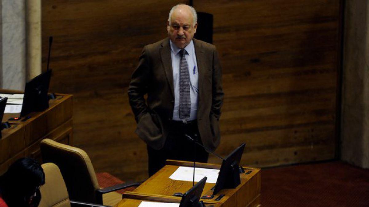 Guillermo Teillier asume vocería de Nueva Mayoría