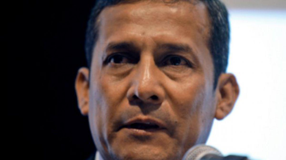Presidente Humala pide árbitro imparcial para encuentro Perú-Chile en Copa América 2015