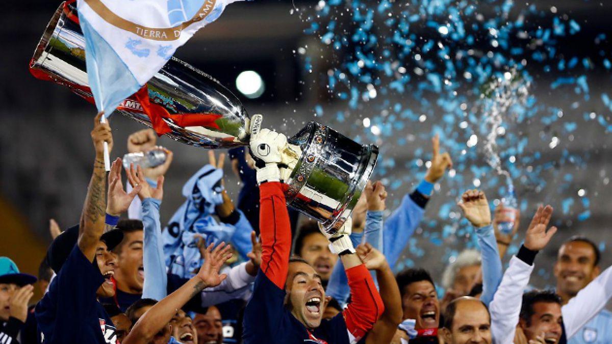 Deportes Iquique venció a Huachipato y se quedó con la Copa Chile