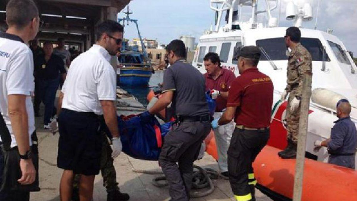 Continúan trabajos para hallar sobrevivientes y cadáveres en Lampedusa