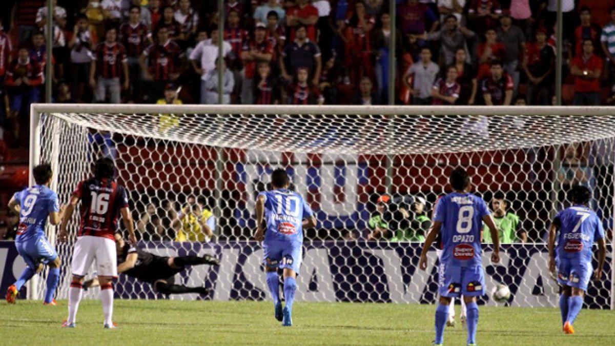 OHiggins no pudo ante Cerro Porteño y se complica en la Libertadores