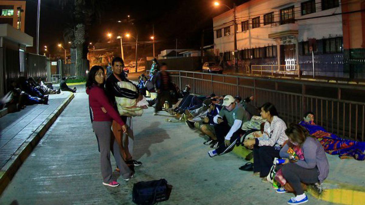 Minuto a minuto: Evacuación por alerta de tsunami tras nueva réplica