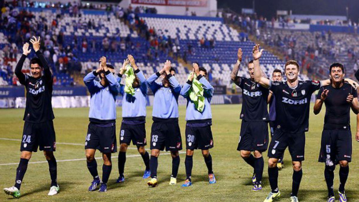 UC fuera de la liguilla tras perder ante Deportes Iquique