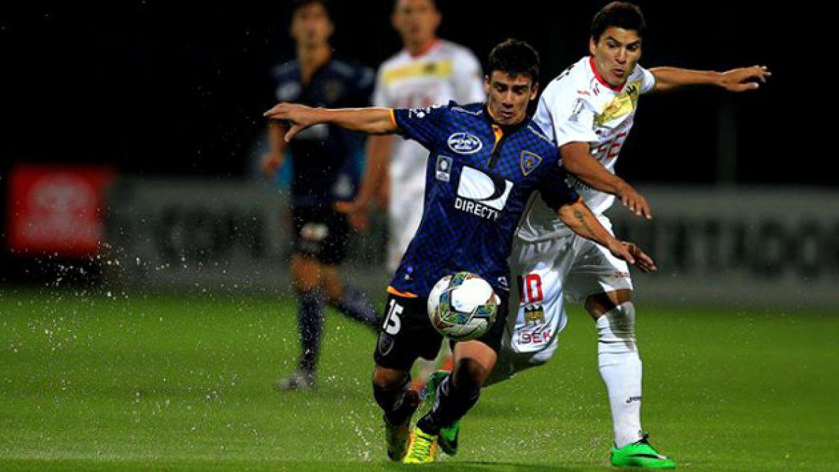 Unión Española igualó ante Independiente del Valle en la Libertadores