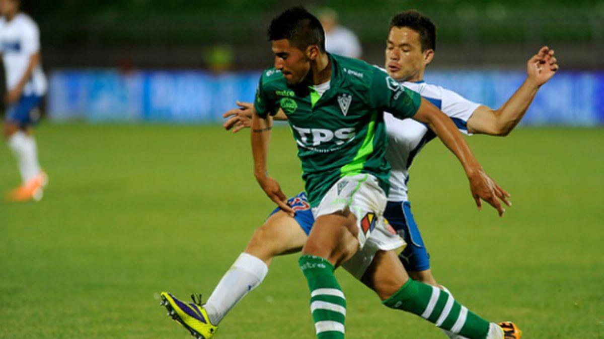 La UC vence a Santiago Wanderers en accidentado encuentro