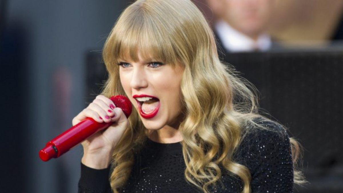 Taylor Swift es nombrada la mujer del año por Billboard