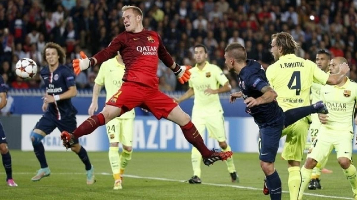 Hinchas de FC Barcelona no quieren que Ter Stegen siga atajando en la Champions