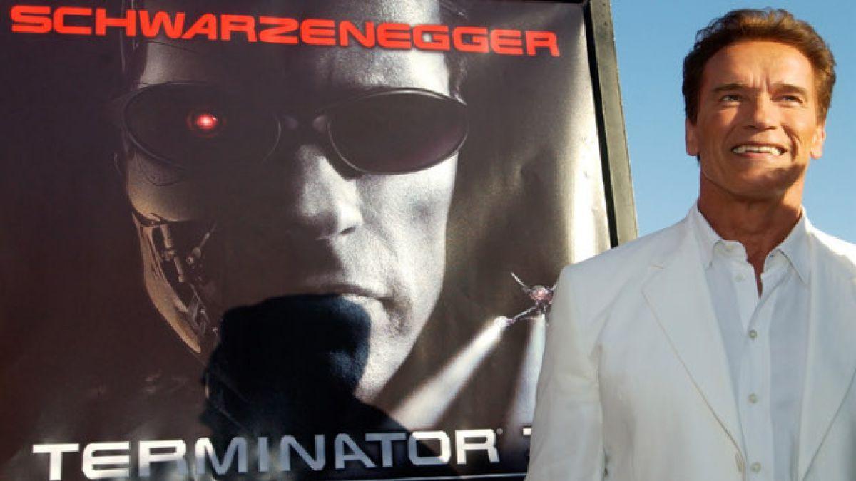 Comenzó el rodaje de la quinta entrega de Terminator