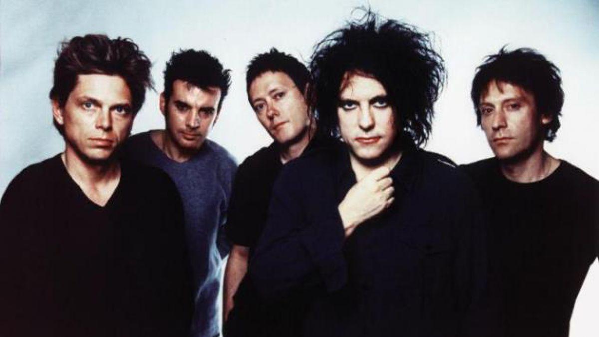 El fotógrafo oficial de The Cure realizará un libro con material inédito de la banda