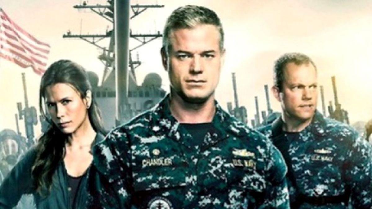 Así es The Last Ship, la serie del director de Transformers que se estrenará el 4 de agosto en Chile