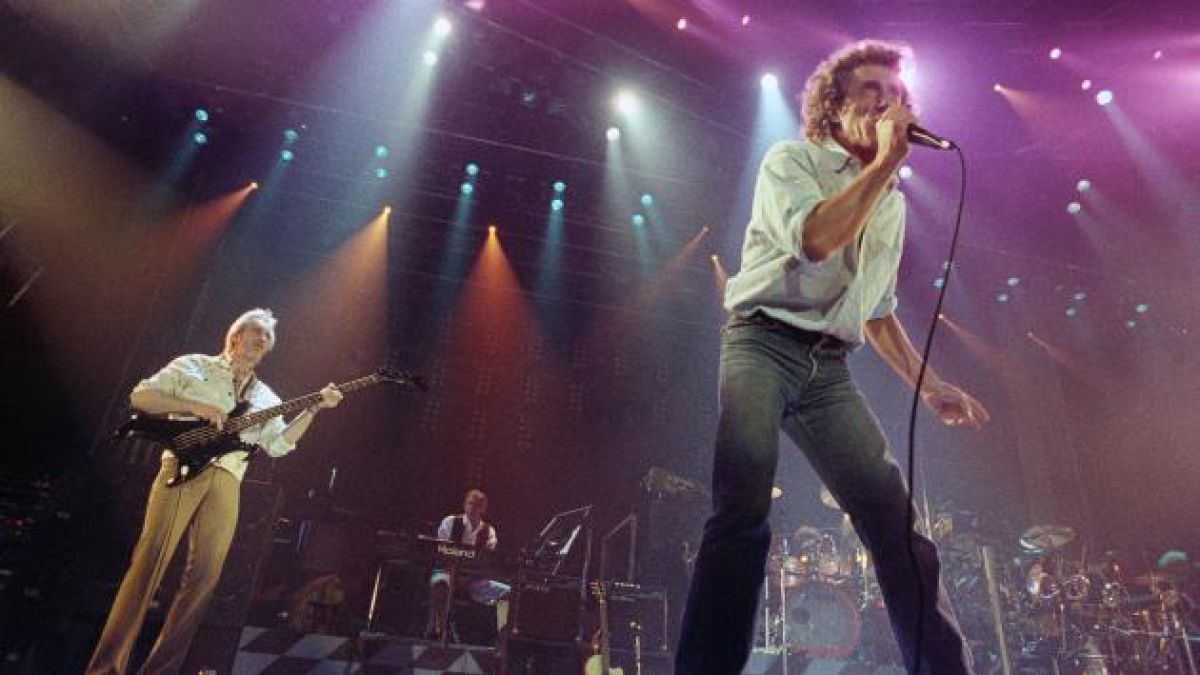 The Who estrena Be Lucky, su primer tema tras ocho años de silencio