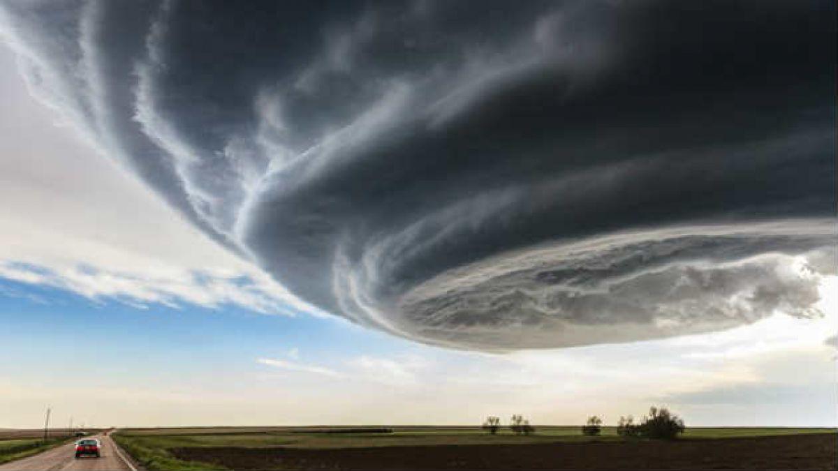 Foto de cazatornados elegida la mejor del año por National Geographic Traveler