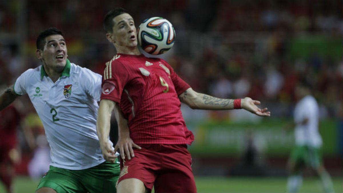 Fernando Torres advierte sobre el peligro de Chile