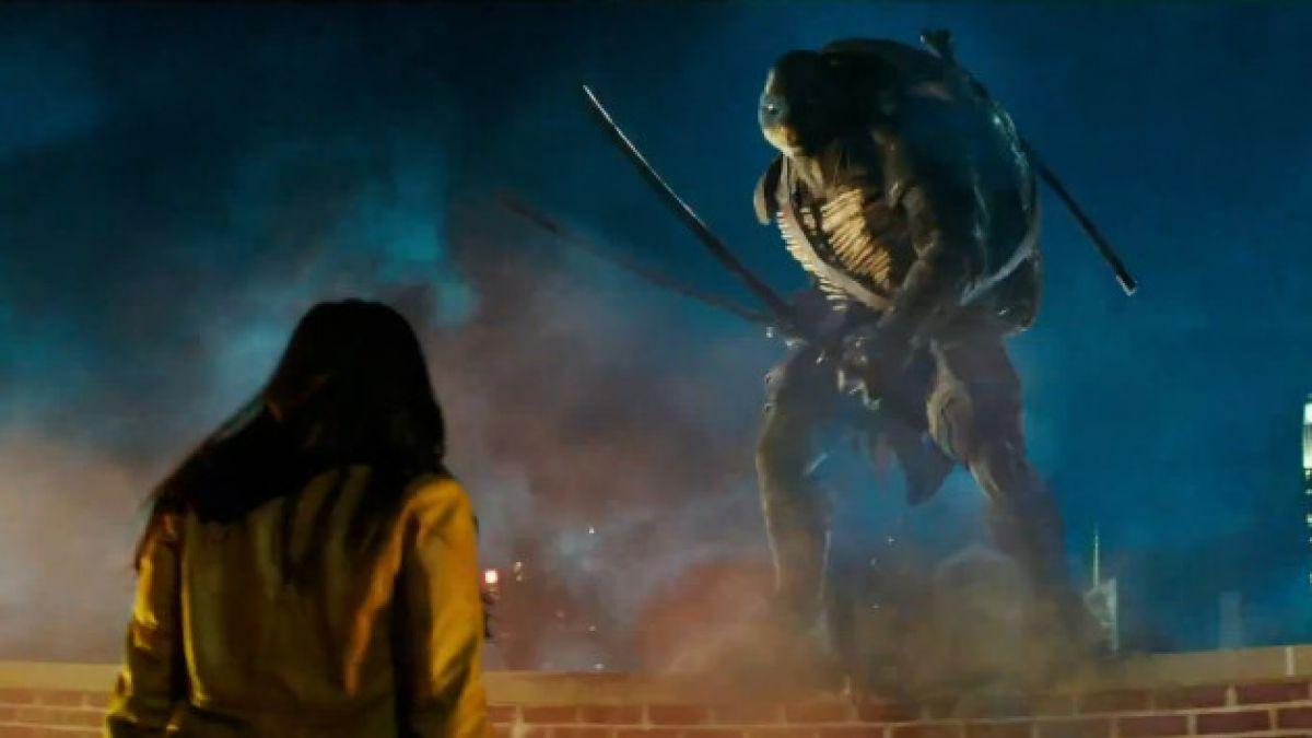 """Lanzan trailer de la nueva versión de """"Las Tortugas Ninja"""""""