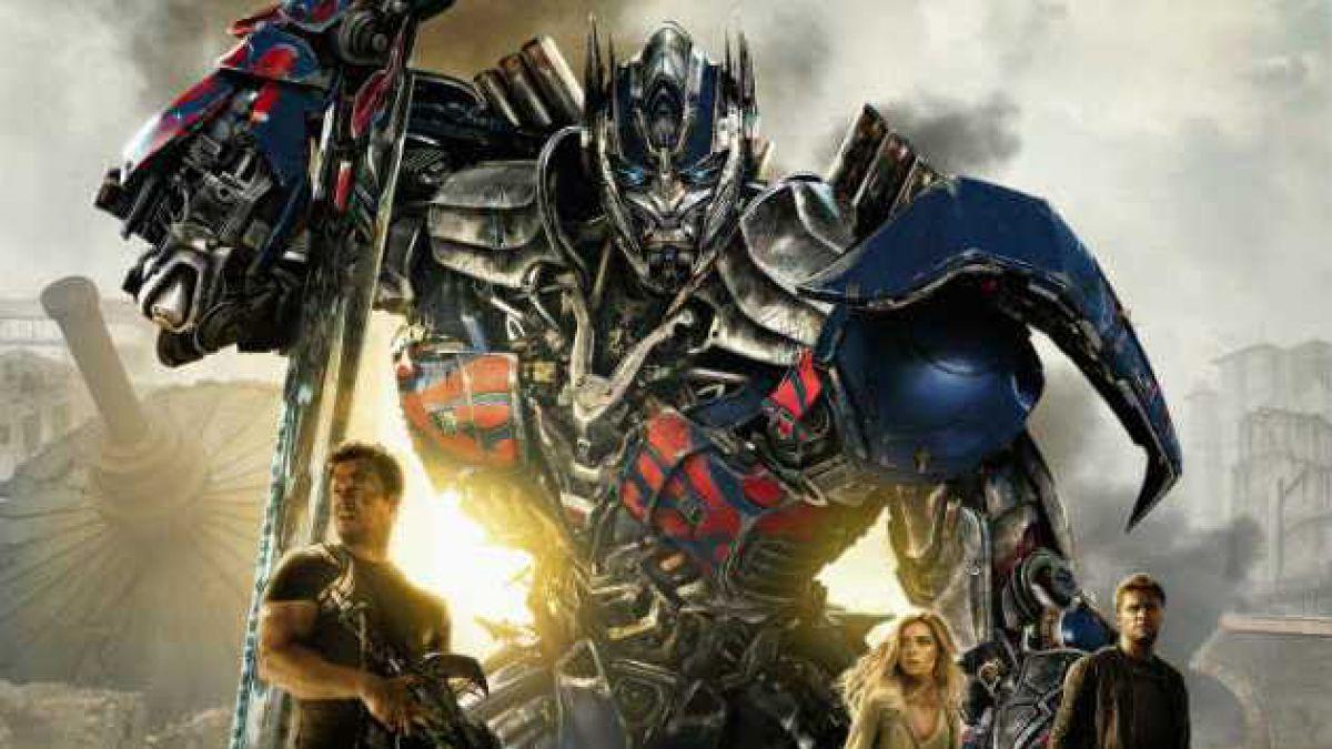 Transformers 4: cinco momentos de la saga que se estrena el jueves en Chile
