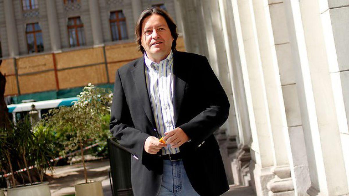 Diputado Tucapel Jiménez presenta proyecto para reducir periodo senatorial a 4 años