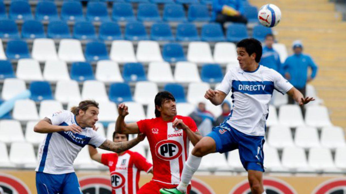 Unión La Calera sigue en Primera División tras empate con la UC