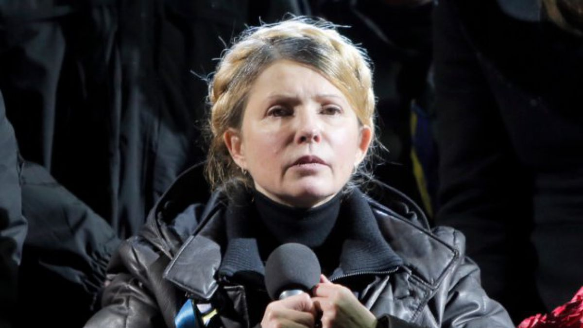 Ucrania: Ex primer ministra se presentará como candidata a la presidencia