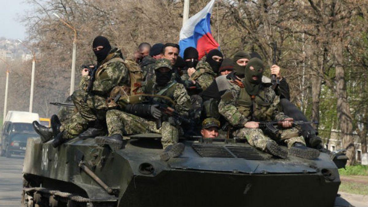 Ucrania y separatistas pro rusos acuerdan cese al fuego