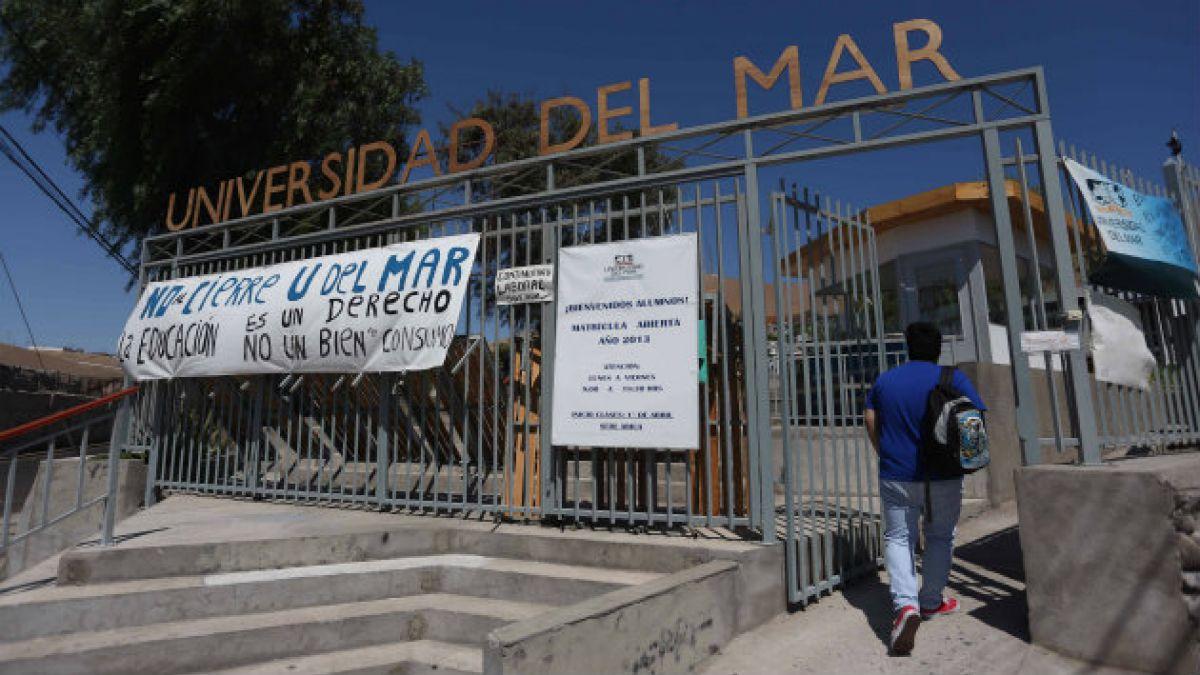 Ex rector de la U. del Mar reconoce existencia de dos cuentas en paraíso fiscal