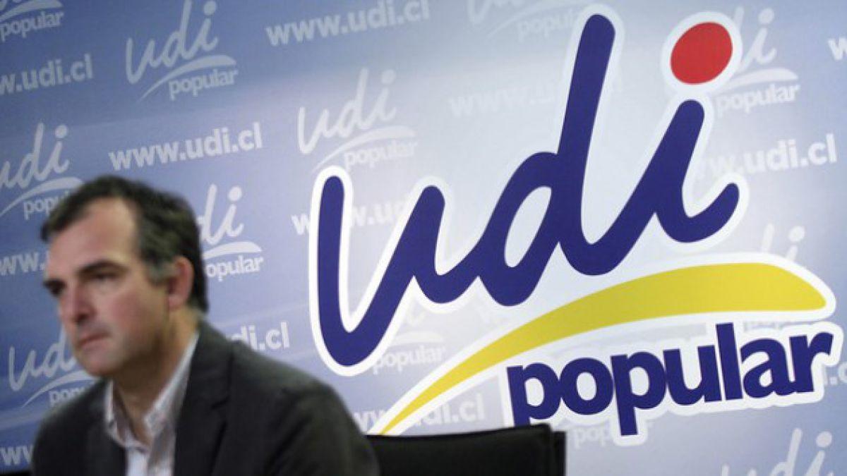 UDI asegura que continuará gestiones para esclarecer a responsables del asesinato de Jaime Guzmán