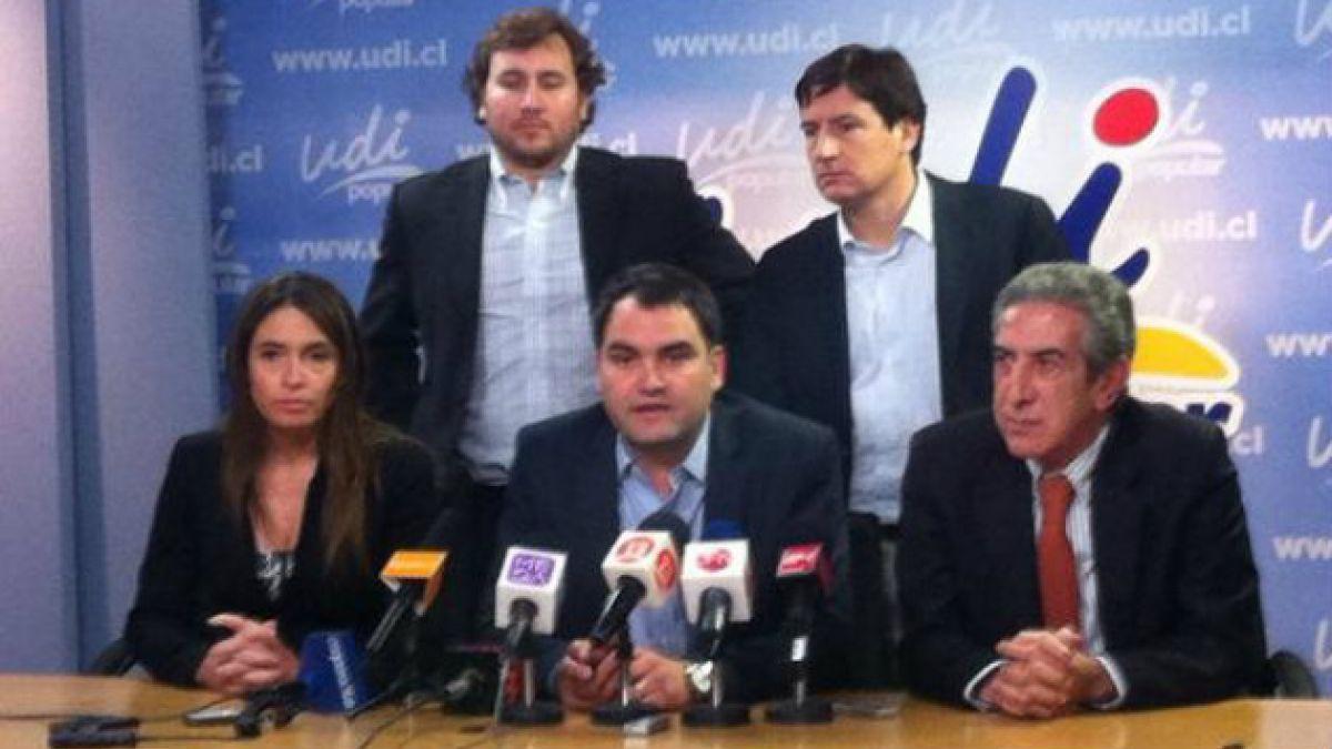 Dirigentes UDI viajarán mañana a Venezuela si Felipe Cuevas no sale hoy en libertad