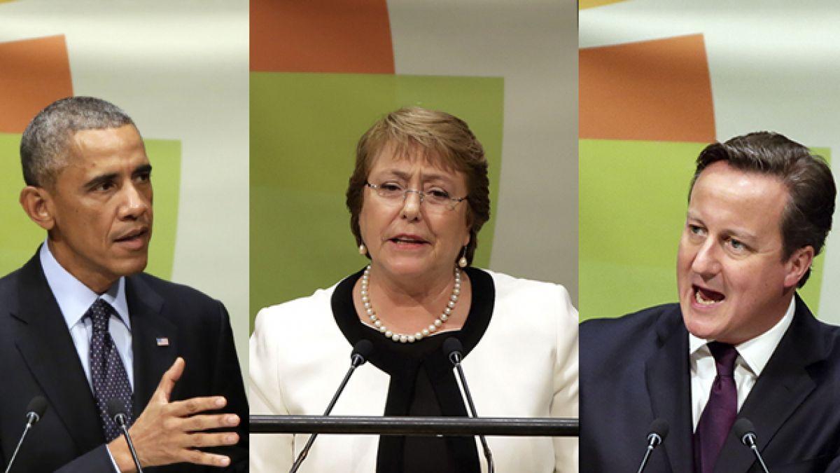 ¿Qué prometieron los presidentes del mundo en la Cumbre de la ONU sobre el clima?
