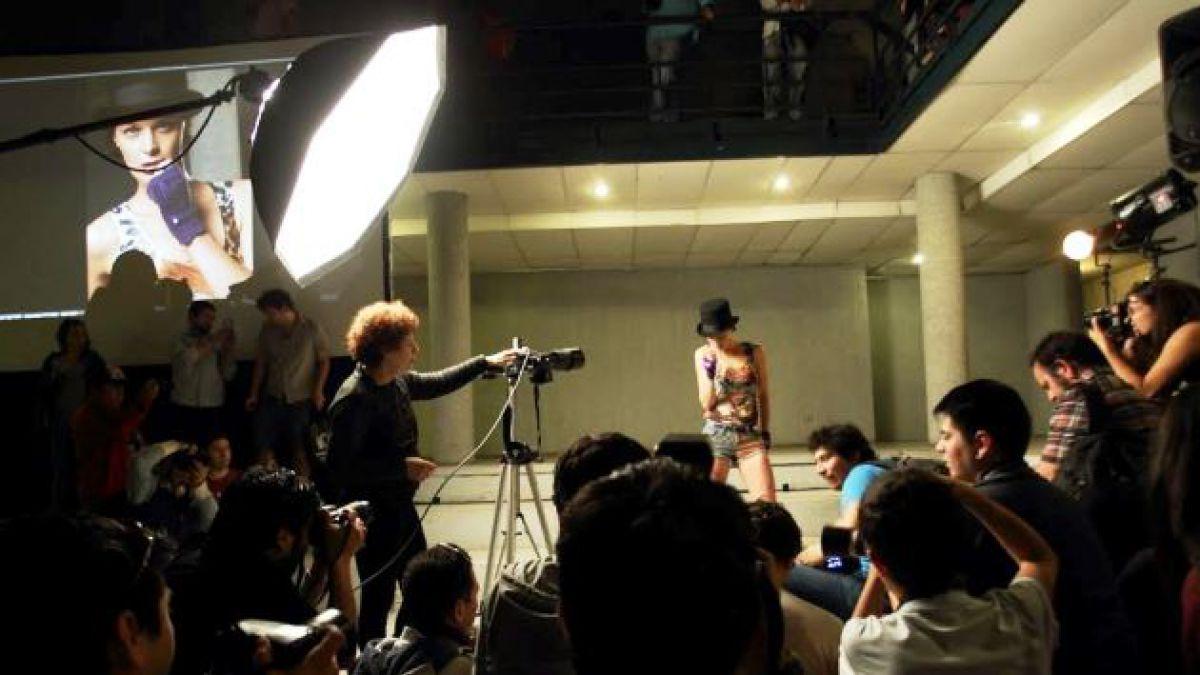 Fanáticos de la fotografía se tomarán el Centro Cultural Estación Mapocho