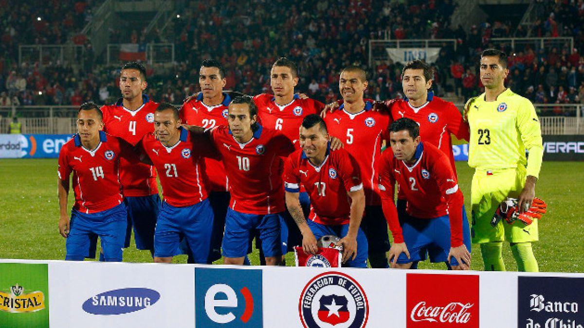 Uno a uno: ¿Cómo jugó 'La Roja' en su último examen previo al Mundial?