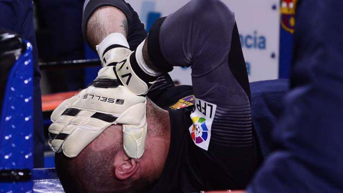 El emotivo video del Barcelona para apoyar a Víctor Valdés