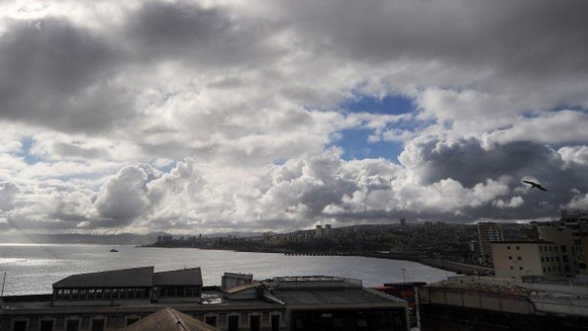 Onemi declara alerta temprana preventiva para Valparaíso este fin de semana