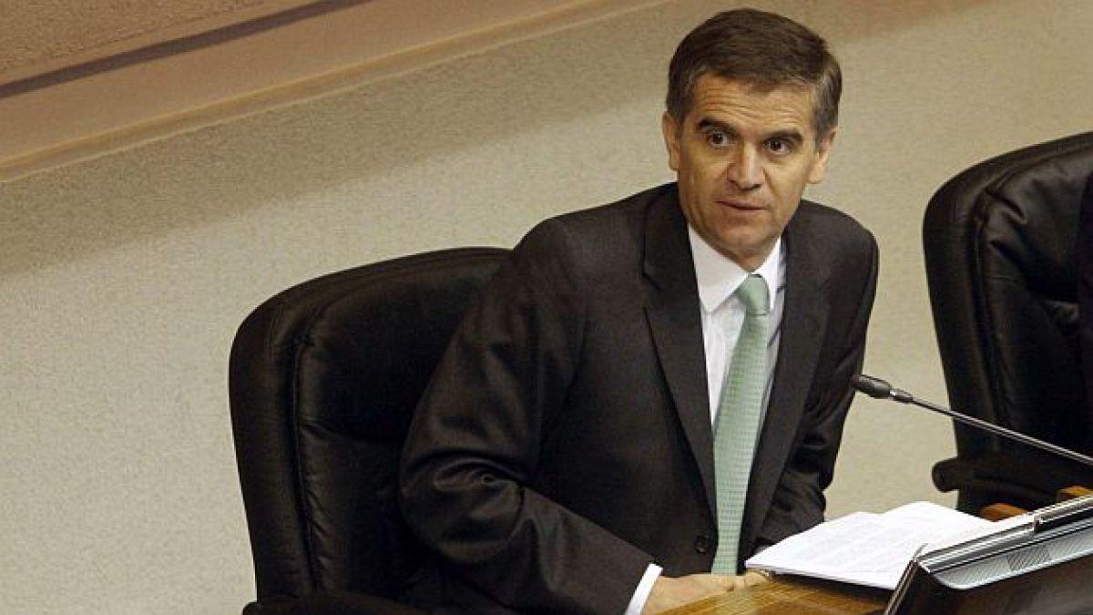Vergara llama a desdramatizar escenario actual: La economía sigue creciendo