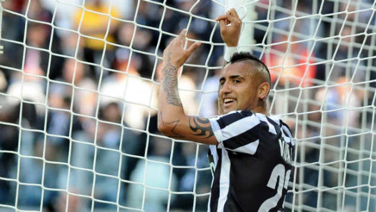 Director de la Juventus tranquiliza a hinchas por posible partida de Vidal