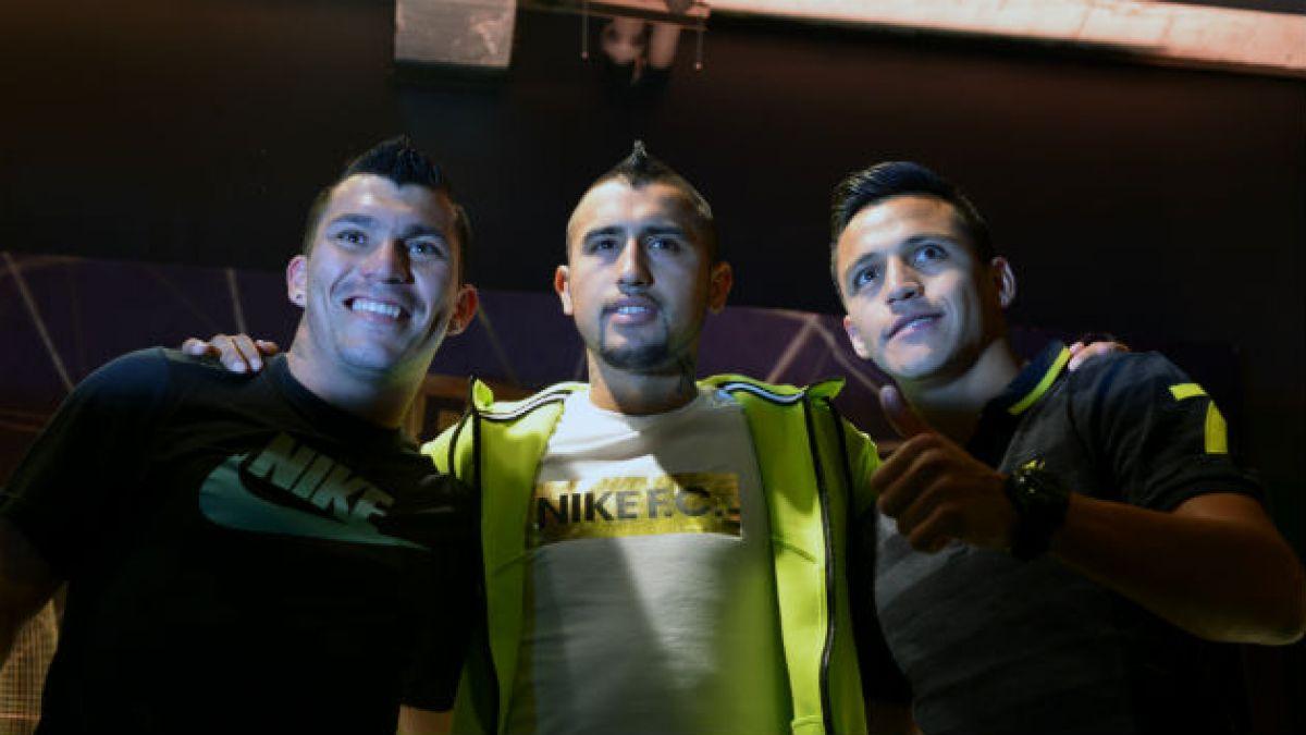 Vidal asegura que se está recuperando más rápido de lo esperado