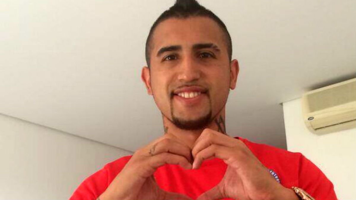 Vidal llega al millón de seguidores en Twitter