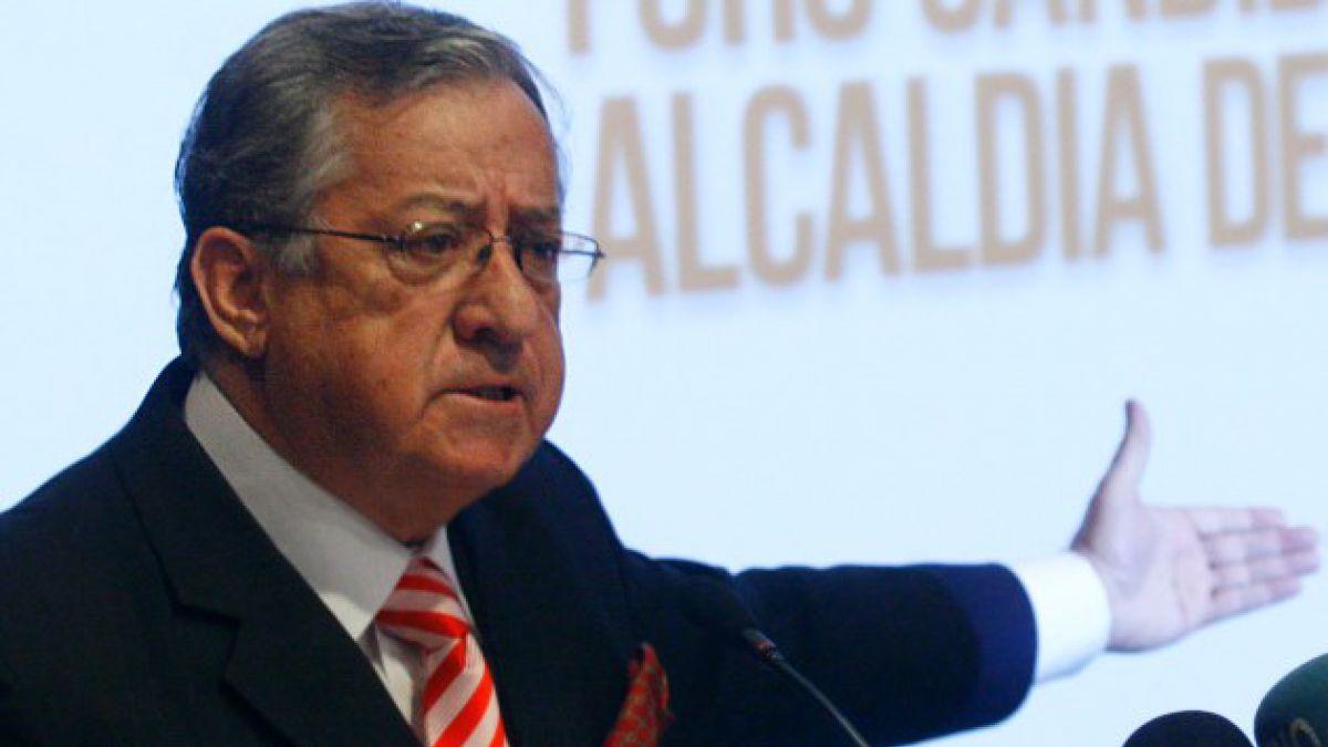 Ex diputado Waldo Mora atribuye a colombianas aumento de prostitución y aparición de enfermedades v