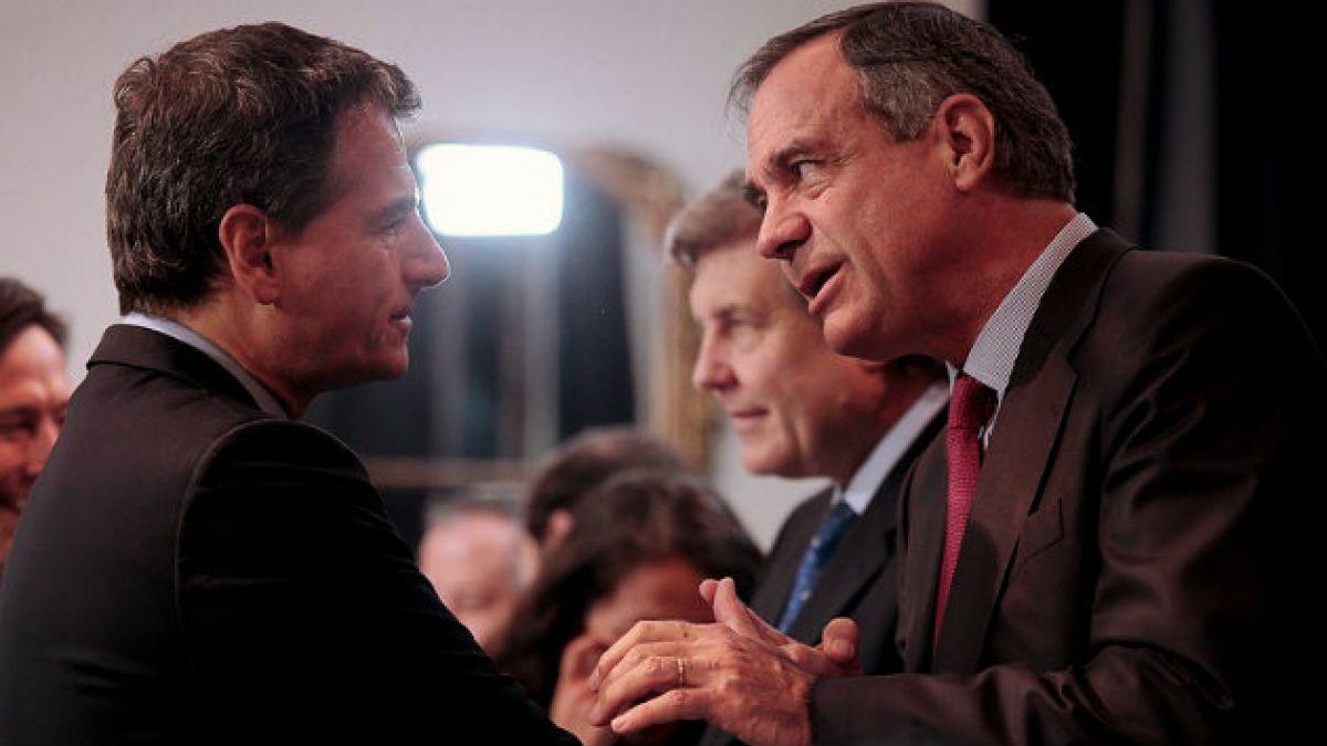Ignacio Walker descarta respaldo a Andrés Velasco: La DC tendrá una opción presidencial propia