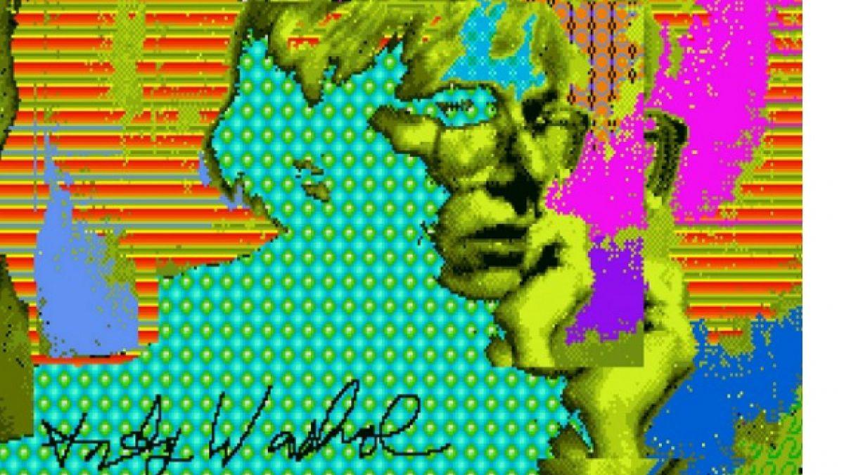 [VIDEO] Así fueron rescatadas las obras digitales inéditas de Andy Warhol