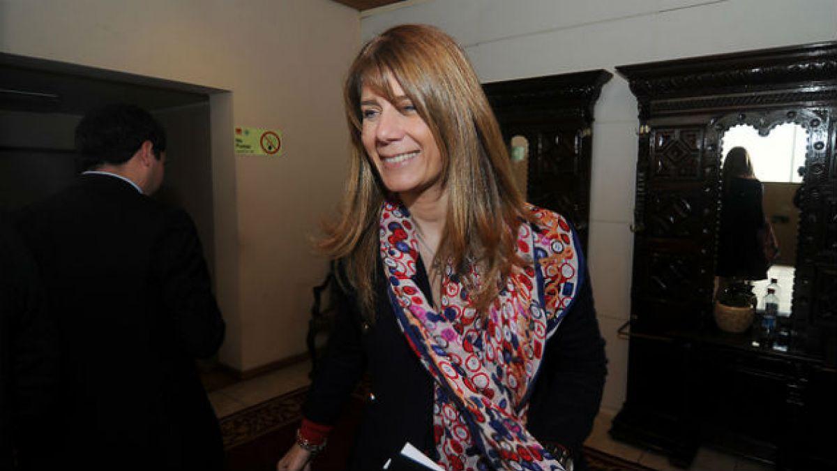 Ximena Rincón: El escenario económico hace más difícil todo, pero también más desafiante