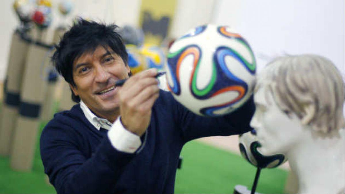 Zamorano y la Copa América: No podemos pensar en participar, sino en llegar lo más alto posible
