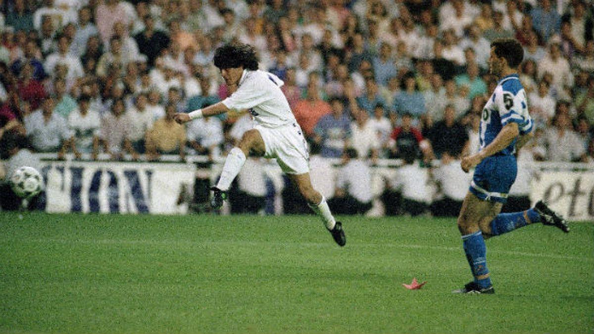 Zamorano jugará por el Real Madrid y el Inter en partido benéfico