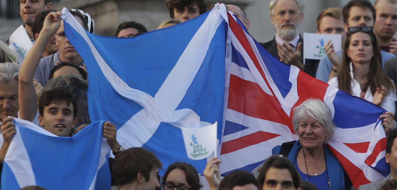 La independencia escocesa y la amenaza del nacionalismo