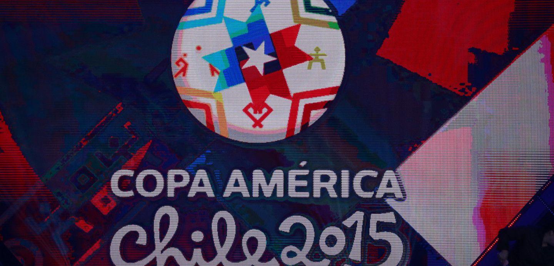 La cortina de la Copa América