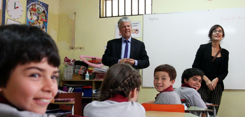 """Acerca del """"fortalecimiento de la educación pública"""""""