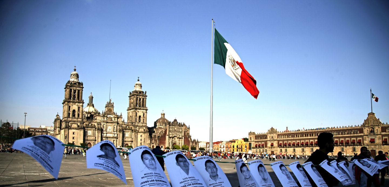 México o la letra impresa con sangre