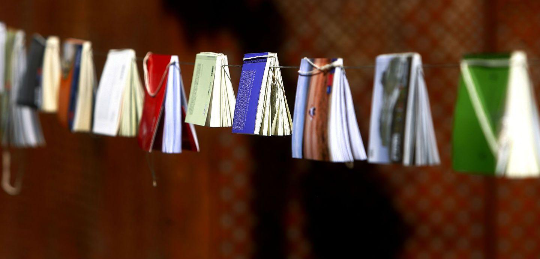 ¿Qué es mejor?: Cuidar o maltratar a los libros